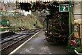 SU5832 : Mid-Hants Railway by Peter Trimming