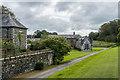 SW7223 : Stable block and Trelowarren House by Ian Capper