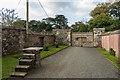 SW7223 : Mounting block, Trelowarren by Ian Capper