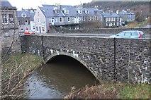 NT2540 : Cuddy Bridge, Peebles by Jim Barton