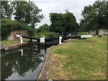 SU6570 : Kennet & Avon Canal by Shaun Ferguson