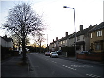 SO9697 : South end of Rose Hill, Willenhall by Richard Vince