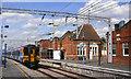 TQ3884 : Stratford (Regional) station, Epping line platforms, 2007 by Ben Brooksbank