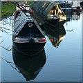 SK4832 : Sheet Stores Basin (Wyvern Marine) by Alan Murray-Rust