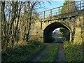 SK4832 : Railway bridge over the Erewash Canal, Sawley (1) by Alan Murray-Rust