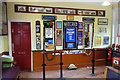 SE0653 : Ticket Office, Bolton Abbey Station by Des Blenkinsopp