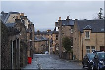 NT2574 : York Lane, Edinburgh New Town by Jim Barton