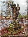 NH5154 : Angel Statue by valenta