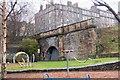 NT2574 : Entrance to Scotland Street tunnel, Edinburgh New Town by Jim Barton