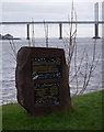 NH6547 : Kessock Ferry Disaster memorial by Craig Wallace