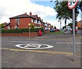 SJ8995 : Corner of Clumber Road and Hyde Road by Gerald England