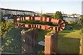 SX4755 : Dismantled railway by N Chadwick
