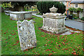 SY5388 : Churchyard, Puncknowle by Derek Harper