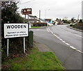 SN1105 : Wooden - Please drive carefully by Jaggery
