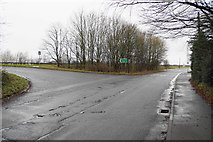 SK1300 : Sliproad off the A38 by Bill Boaden