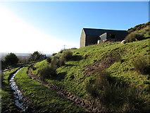 SS9884 : Approaching Llanbad-fawr by Gareth James