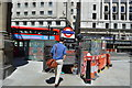 TQ3281 : Bank Underground Station by N Chadwick
