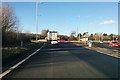 SP9330 : Roundabout on A5 by Robin Webster