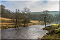 SE0755 : River Wharfe by Ian Capper