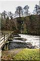 SE0754 : Waterfall Bridge by Ian Capper