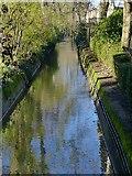 SK4933 : Golden Brook, Long Eaton by Alan Murray-Rust