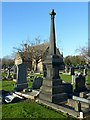 SK4833 : West Park Cemetery, Long Eaton by Alan Murray-Rust
