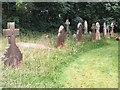 SU7084 : Old graves by Bill Nicholls