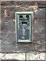 TQ2981 : Flush Bracket L2: London, Cleveland Street by Brian Westlake