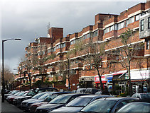 TQ2978 : Lillington Gardens Estate, Tachbrook Street by Stephen Richards
