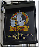 SE9907 : The Lord Nelson by Ian S
