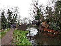 SO8171 : Milton Chapel Bridge by Jeff Gogarty