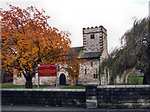 SE4824 : St Andrews church Ferrybridge by derek dye