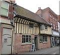 SK7953 : The Prince Rupert, Stodman Street : Week 3