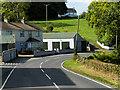 H1355 : A46, Lough Shore Road, near Tully by David Dixon