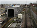 SU6500 : Into Fratton Traincare Depot, Portsmouth by Jaggery