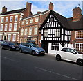 SJ6452 : Grade II listed Tudor Cottage, Welsh Row, Nantwich by Jaggery