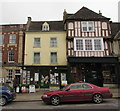 SP2512 : Burford News & Post Office, Burford by Jaggery