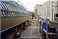 TQ3079 : Waterloo International Station, north side 2002 by Ben Brooksbank