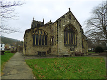 SE1039 : All Saints, Bingley - east end by Stephen Craven