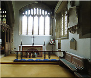 SE1039 : All Saints, Bingley - side chapel by Stephen Craven
