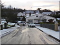 H4672 : Wintry at  Knockgreenan, Omagh by Kenneth  Allen