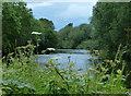SK3934 : River Derwent at Alvaston, Derby by Mat Fascione