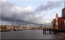 TQ3180 : Blackfriars Bridge, London by pam fray
