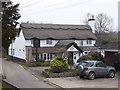 SO8360 : The Wagon Wheel Inn, Grimley by Chris Allen