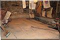 NY1701 : Eskdale Mill, drying kiln by Chris Allen