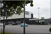 TQ2767 : KNK Stadium by N Chadwick