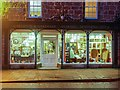 NH7867 : Shop front High Street Cromarty by valenta