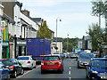H1494 : Main Street, Ballybofey by David Dixon