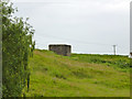 TQ7052 : Pillbox above River Medway by Robin Webster