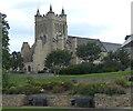 NZ5233 : St Hilda's Church at the Headland, Hartlepool by Mat Fascione